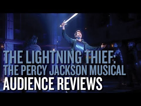 The Lightning Thief Huntington Theatre Company