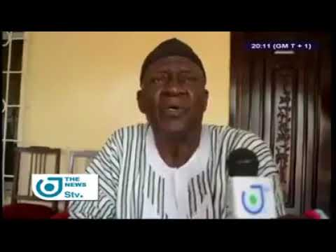 Fru Ndi Interview on STV