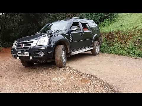 Force One Exterior and Interior|Chikmagalur|Hill Station Driving Video HD
