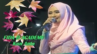 Video FIDA D'ACADEMY - Kun Anta download MP3, 3GP, MP4, WEBM, AVI, FLV Desember 2017