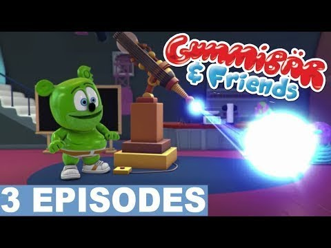 COOL GADGETS Gummy Bear Show Compilation - Gummibär And Friends