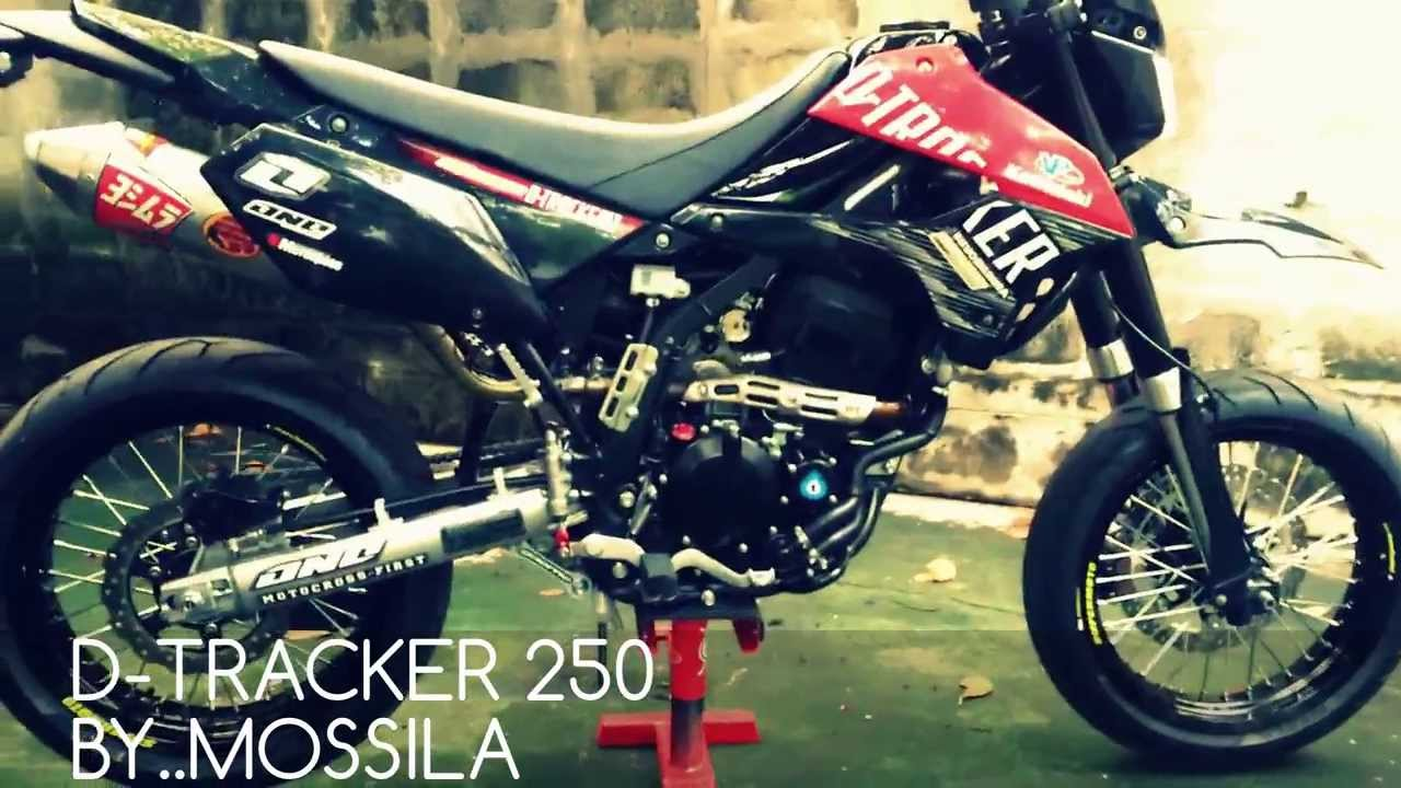 Kawasaki D Tracker 250 2013 Model Yoshimura Rs2 Sound Youtube New