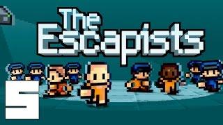 The Escapists! El Prisionero Madafaka! Capitulo 5! NUEVA PRISIÓN!
