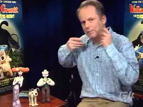Attack Of The Show! - Alison Haislip Interviews Nick Park And Steve Box