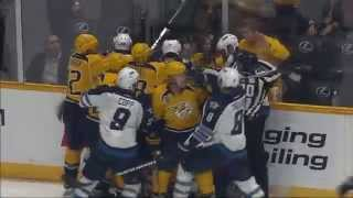 Gotta See It: Penalty box overflows with Jets & Predators