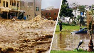 Шарм Эль Шейх смыло на улицах реки отели затоплены