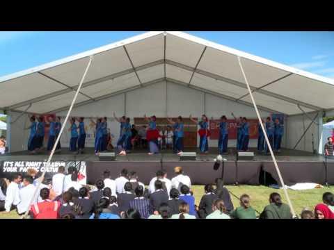Canterbury Polyfest 2016 - Marian College