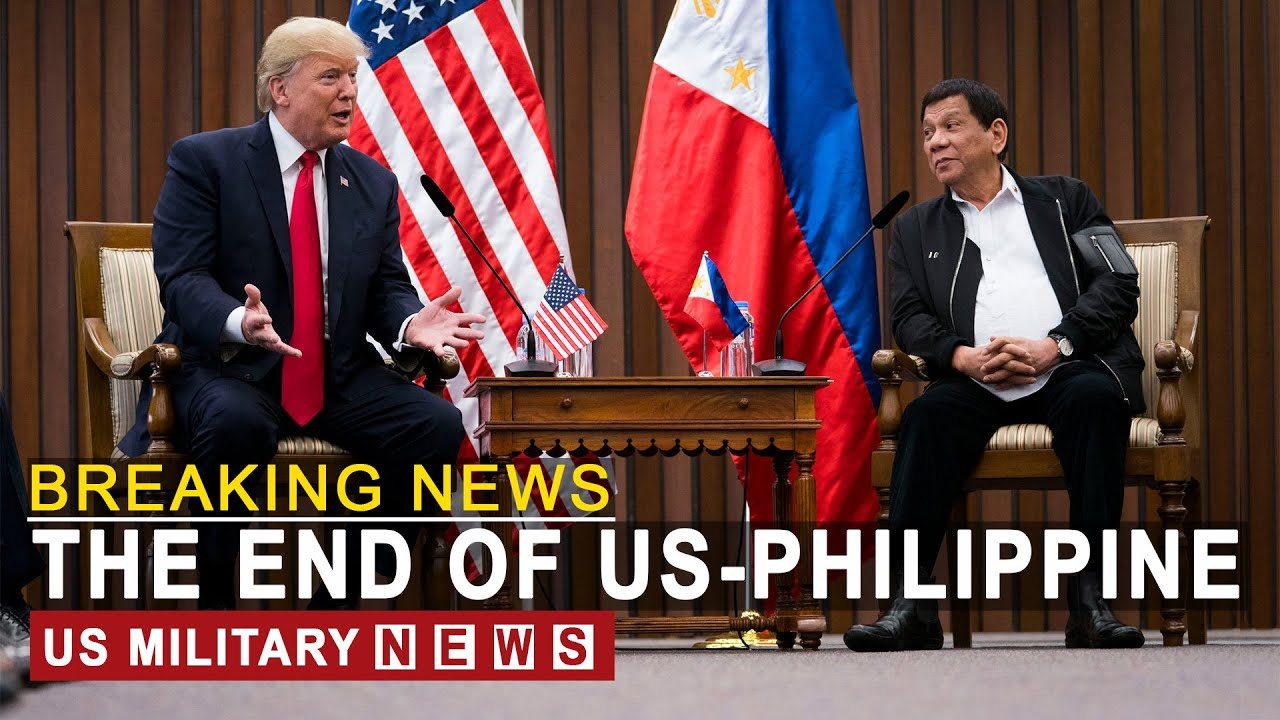 Philippines VS China (Sept 27, 2020) Duterte Gets Tough on China, Leaning Back to Old Ally America