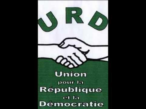 Hymne de l'URD - Union pour la République et la Démocratie