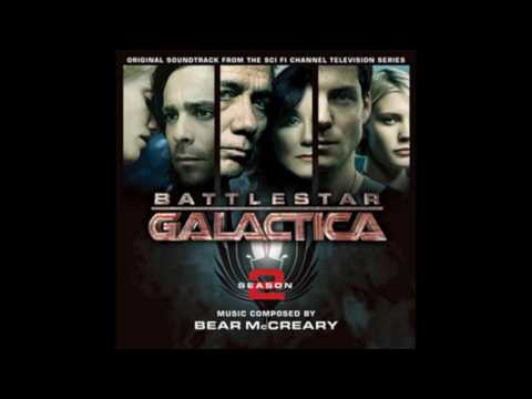 Battlestar Galactica Season Two - Soundtrack -