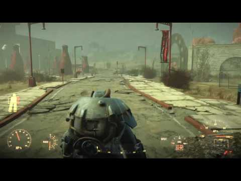 Fallout 4 Nuka World dlc |