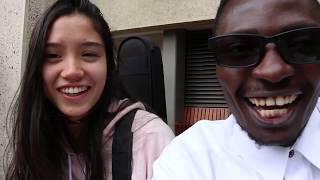 Chinese girl black man #6