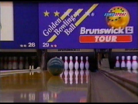 1998 Golden Bowling Ball Brunswick Tour 1 (GERMANY)