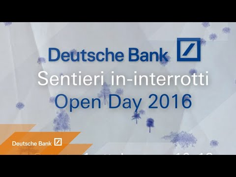 Deutsche Bank - Open Day 2016