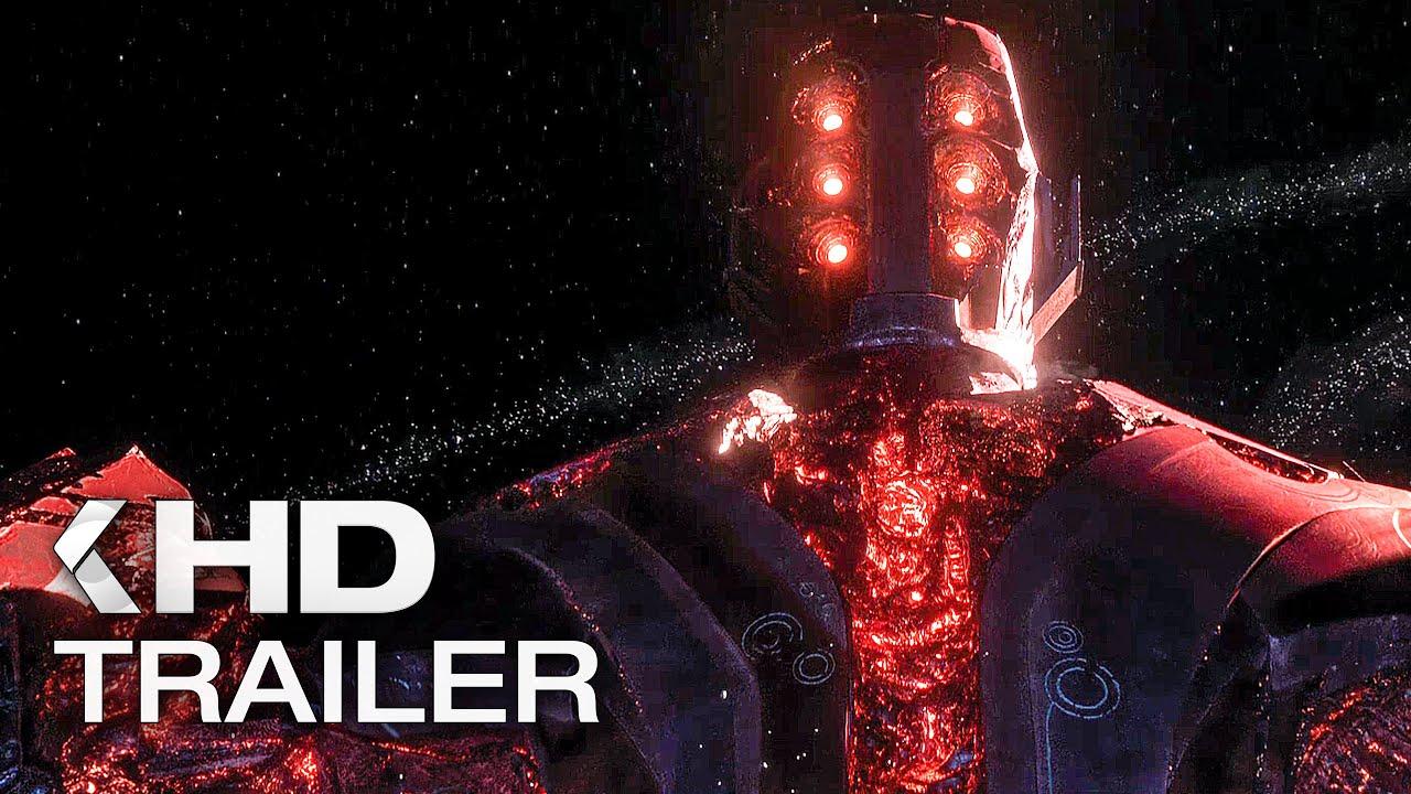 Download ETERNALS Trailer 2 (2021)