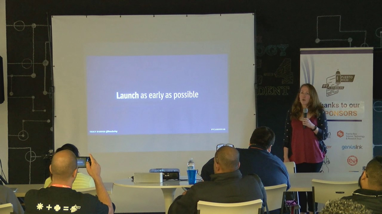 Image from Marketing for developers - Tracy Osborn