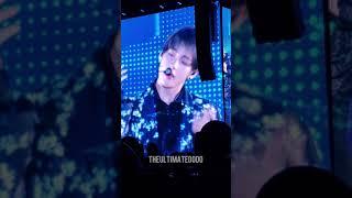 181006 Singularity @ BTS 방탄소년단 Love Yourself Tour in Citi Field NYC Fancam 직캠 Mp3