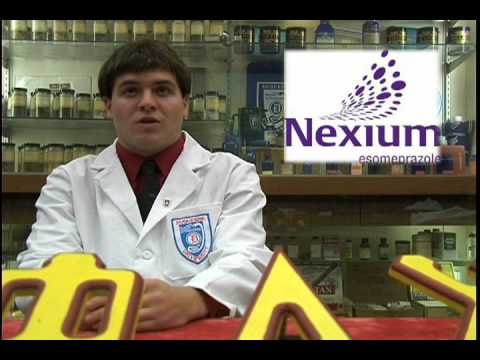 Nexium (esomeprazole Magnesium) : Know Your Drug