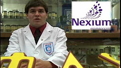 Nexium (esomeprazole magnesium) : Know Your Drug