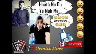 Haath Me Du Ya Muh Me (very funny video) FFF Production (Friends Fun Forever)