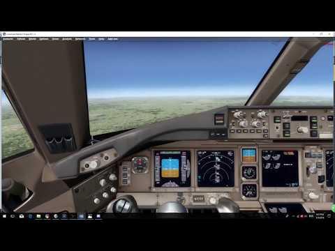 [P3D] ZSPD - LFBO | PMDG 777F | Boeing Visiting Airbus