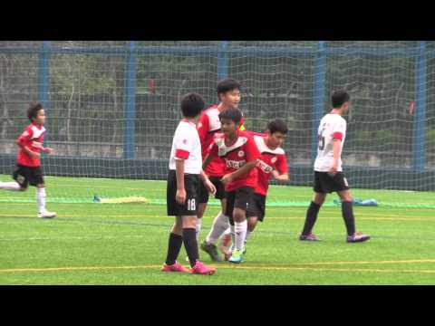 Islands District U13 v Eastern District 20160220(1) HKFA League game