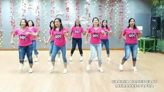 METI KEI/LINE DANCE/Coreo CAECILIA/GDC MERAUKE PAPUA (INA)