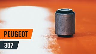 Cum se schimba bucșă braț silentblock pe PEUGEOT 307 Tutorial | Autodoc