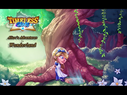 Alice IN Wonderland Rabbit Rush - the Magical World of Wonderland! Best Movie Game for Kids from YouTube · Duration:  10 minutes 50 seconds
