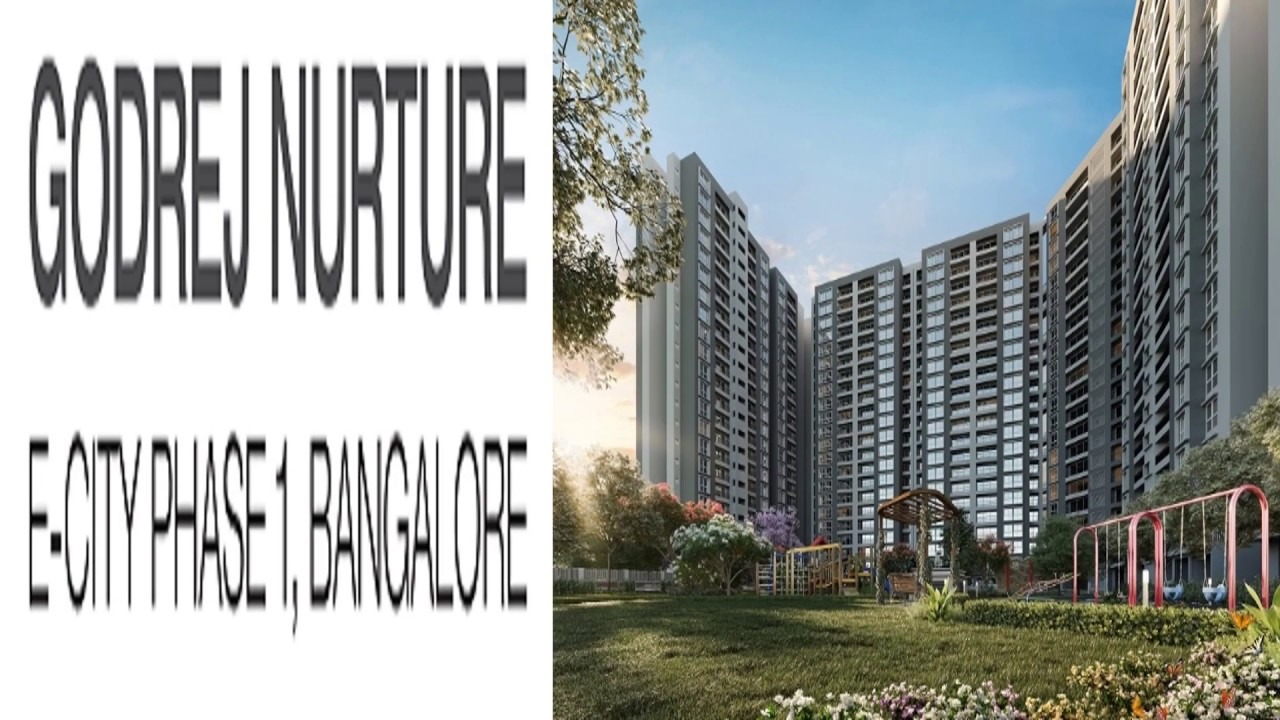 Godrej Nurture Electronic City Phase 1, Bangalore - Video - Contact - Book Now