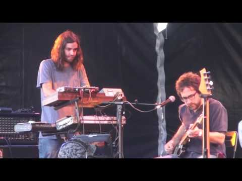 BEAK - Barcelona Primavera Sound Festival - 02.06.2016