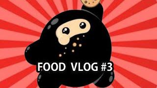 Fat Ninja Food Adventure Vlog #3-shabu, S'more Doughnuts, Bacon