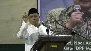 Download Video Prof. Dr. KH. Said Aqil Siradj, MA - Tausiyah Peringatan Nuzulul Qur'an MAJT MP3 3GP MP4