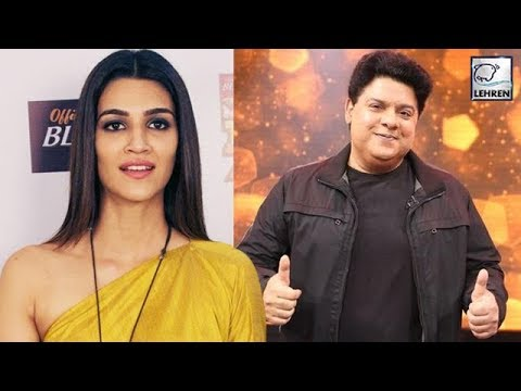Kriti Sanon Talks About How Housefull 4 Was Affected After Allegations Against Sajid Khan | LehrenTV Mp3