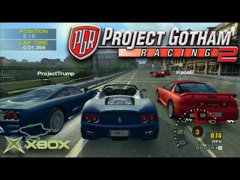 Project Gotham Racing 2: Multiplayer Street Race | Original Xbox Game Night