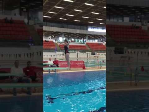 Kyla Law - 1m - Back Dive Pike - 201b