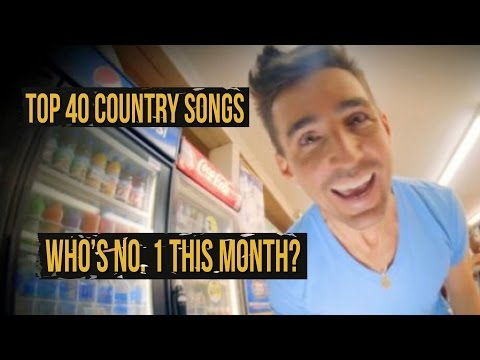 Top 40 Country Songs - July 2015