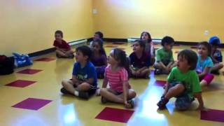 Classe de musique de Zacharie Cloutier