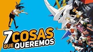 7 Cosas que queremos en Digimon Adventure Tri OVA 6 (Final)