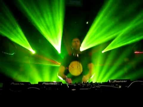 "Boys Noize open XTC ""Ecstasy One For Me"" FRONT ROW CENTER LIVE @ Mezzanine SF 11/28/11!"
