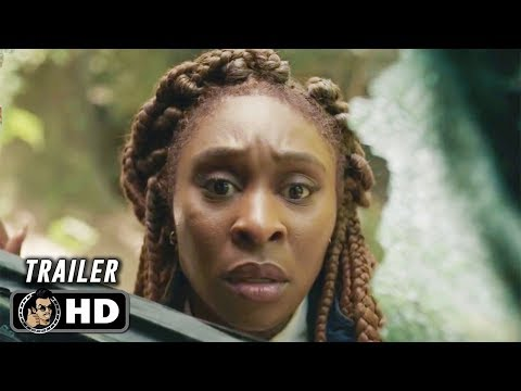 THE OUTSIDER Official Trailer (HD) Cynthia Erivo, Jason Bateman