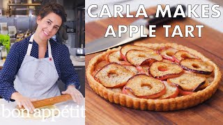 Carla Makes an Apple Tart | From the Test Kitchen | Bon Appétit