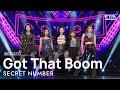 SECRET NUMBER시크릿넘버 - Got That Boom @인기가요 inkigayo 20201122