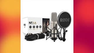 RODE NT2 A: semplicemente il microfono !