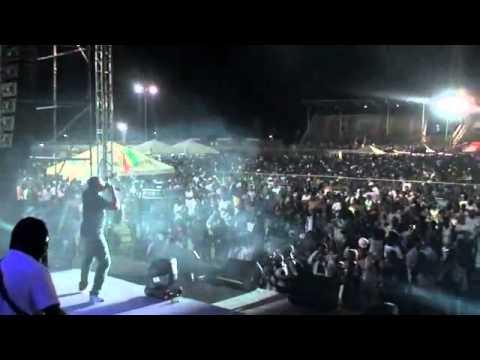 Gappy Ranks LIVE in Barbados