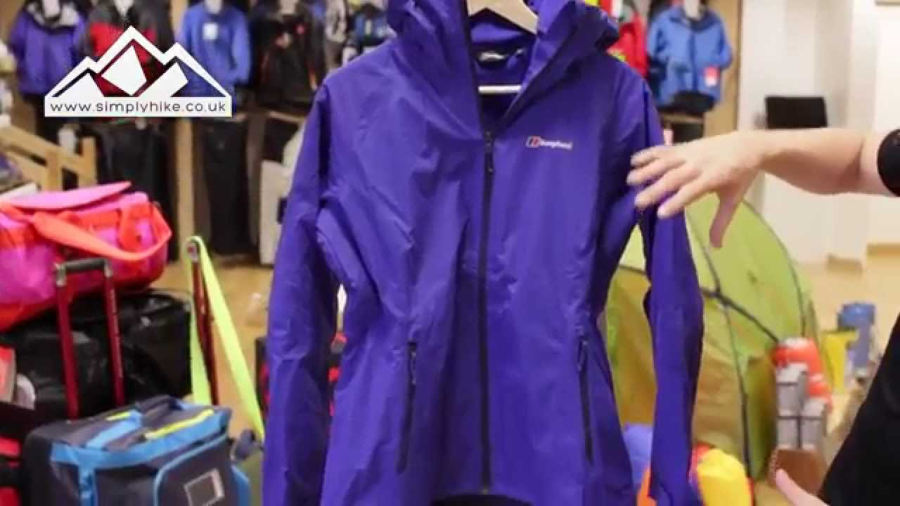 Berghaus Fastrack Womens 3 in 1 Jacket simplyhike.co.uk