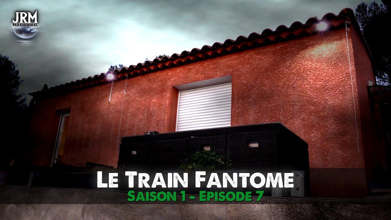 S01 - EP07 : Le Train Fantôme (Chasseurs de Fantômes)