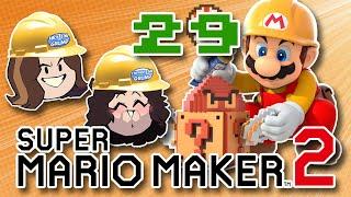 Super Mario Maker 2 - 29 - Grumpy Golf/Haunty Haunty Jump Jump