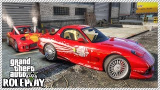 GTA 5 Roleplay - Fast & Furious 'Mazda RX-7' Drift Racing | RedlineRP #328