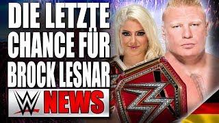 Letzte Chance für Brock Lesnar!, Brisante Bilder von Alexa Bliss aufgetaucht? | WWE NEWS 59/2018